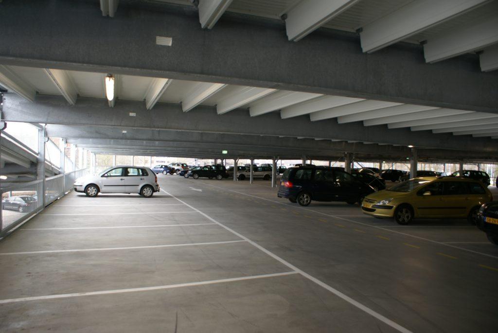 Van Berlo Vloeren : Parkeergarages door van berlo experts in funderingen en