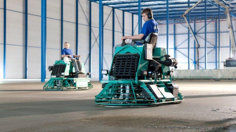 Van Berlo Vloeren : Van berlo bedrijfsvloeren veghel concrete international